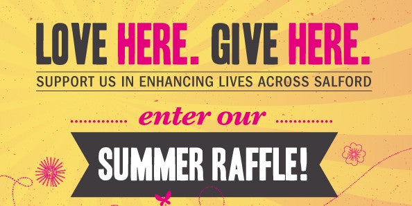 Summer Raffle Tickets