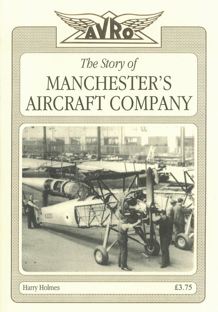 The Story of Manchester's Aircraft Company