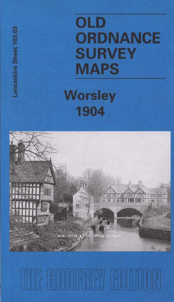 Worsley 1904 Ordnance Survey Map