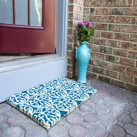 BRISTOL SCROLL - COCO DOORMAT