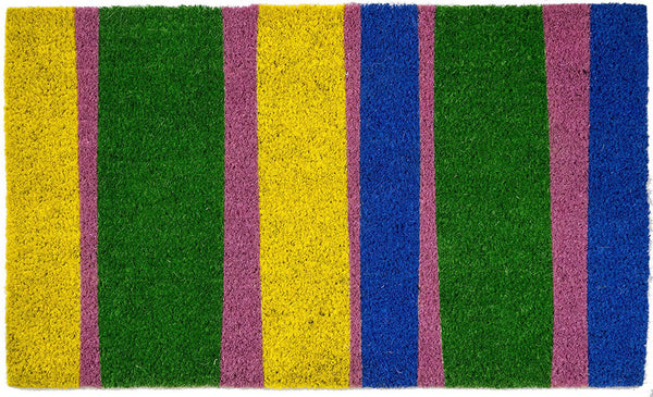 BANDS OF COLOR - COCO DOORMAT