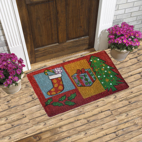Christmas gifts - coir doormats