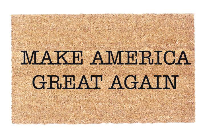 Make America Great Again Coco Doormat