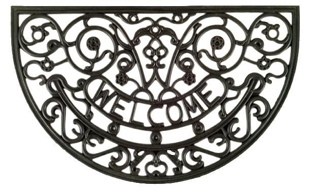 Rosemary Welcome Recycled Rubber Doormat