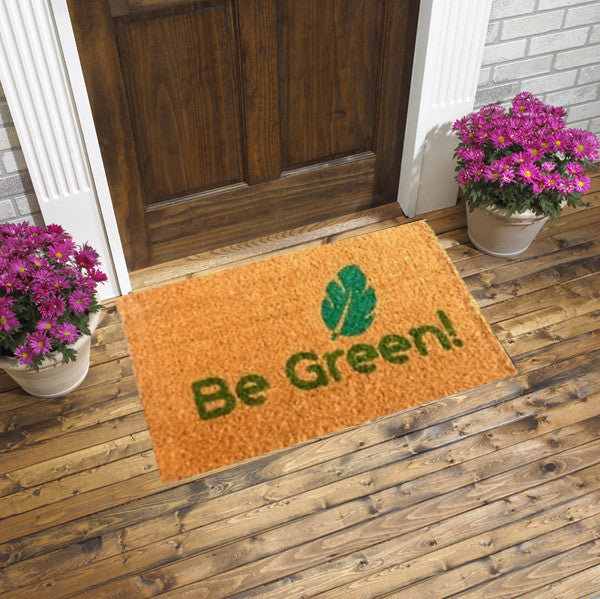 BE GREEN - COCO DOORMATS