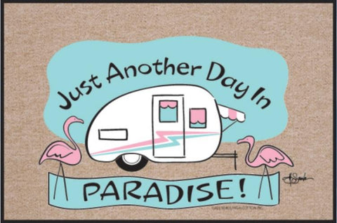Funny-Doormat-Another-Day-In-Paradise
