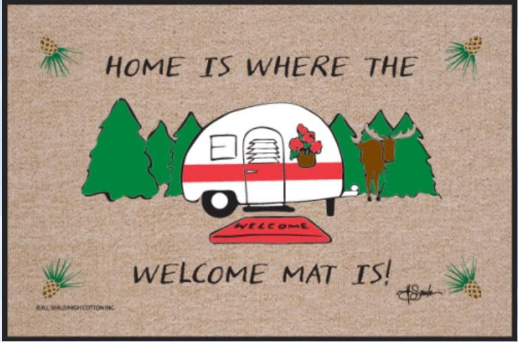 Funny-Doormat-Home-Is-Where-The-Welcome-Mat-Is