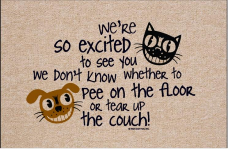 Funny-Doormat-We're-Excited-Pee-On-Floor