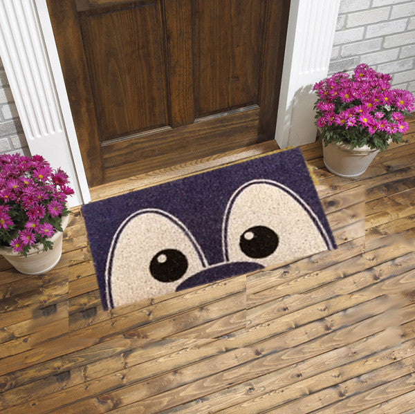 "COCO DOORMAT - I SEE YOU  18"" X 30"""