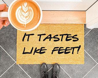 It Tastes Like Feet!