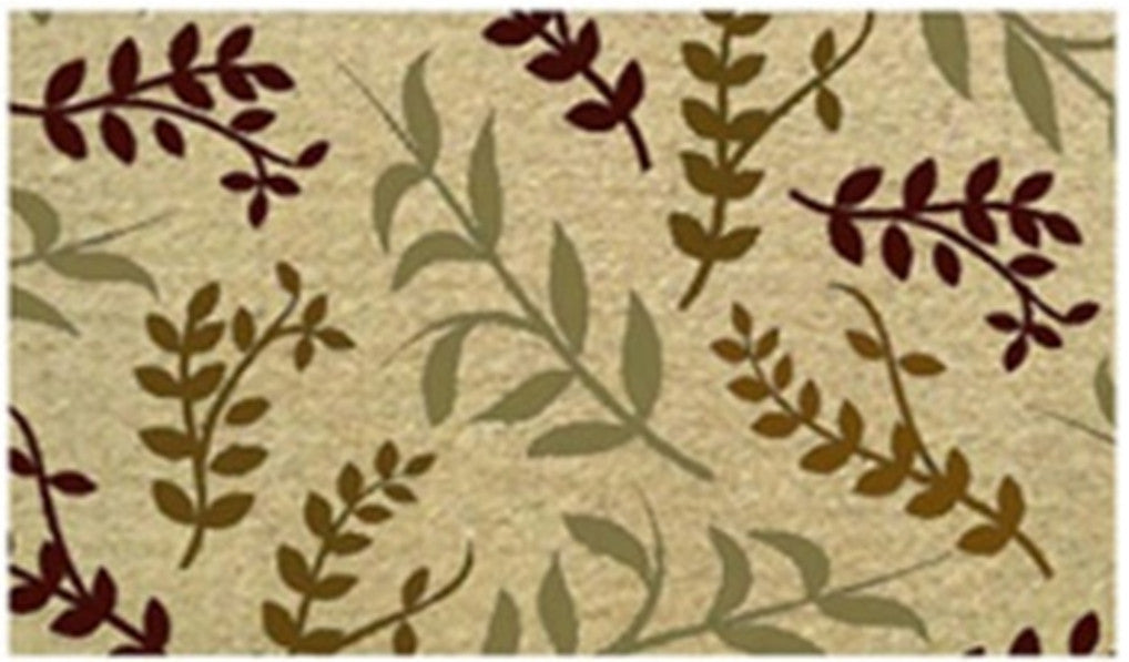 Light Leaves - Coco Doormat