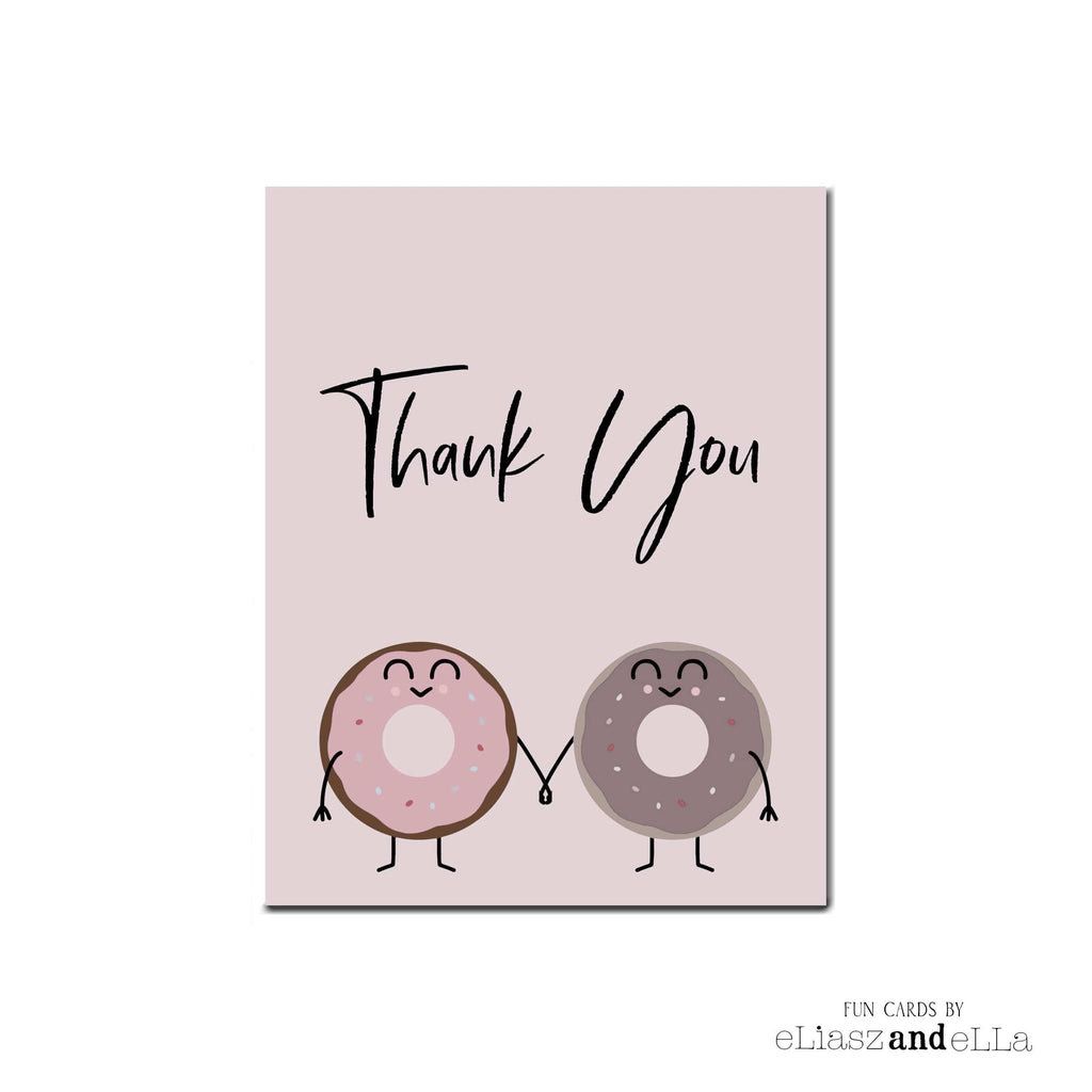 Thank You (Adoughrable Doughnuts)