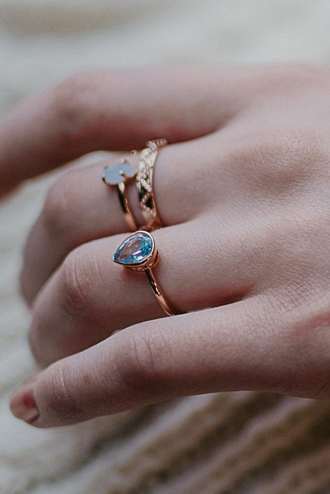 """Seaside"" Ring"