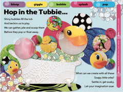 Bubble Tubbie the App