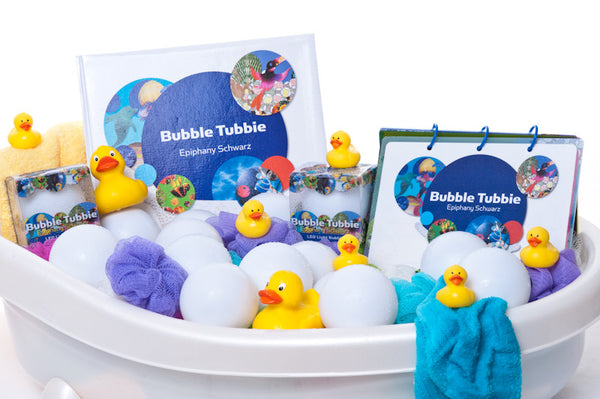 Buy: Bubble Tubbie Gift Set