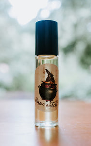 Basic Witch Perfume oil from Vintner's Reserve