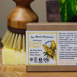 Canary Clean bar from Sea Witch Botanicals