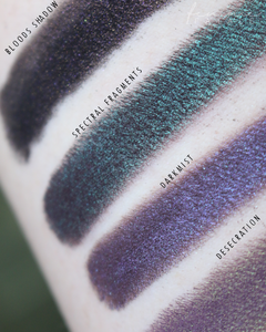 Femme Fatale loose eyeshadow in Spectral Fragments