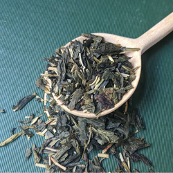 Geneva Green Tea from Poesie Tea and Perfumery