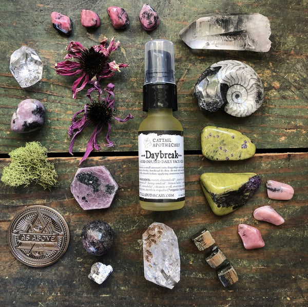 Daybreak Face Oil from Cattail Apothecary