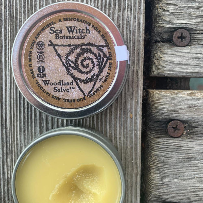 Woodland Salve from Sea Witch Botanicals