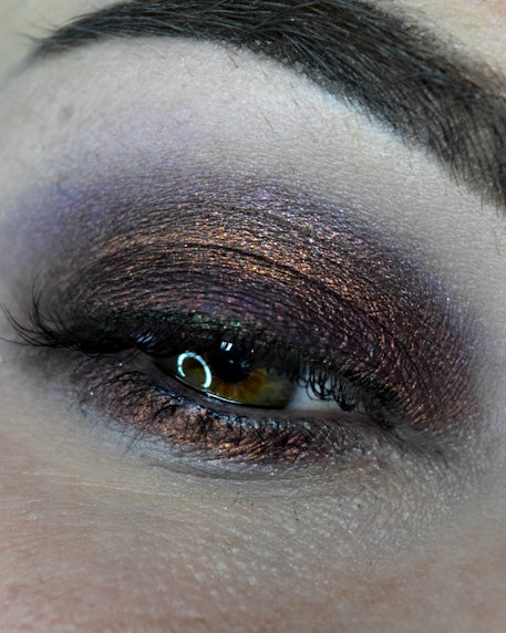 Femme Fatale loose eyeshadow in Night in Werewolf Woods