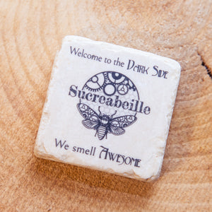 Limited edition magnets from Sucreabeille