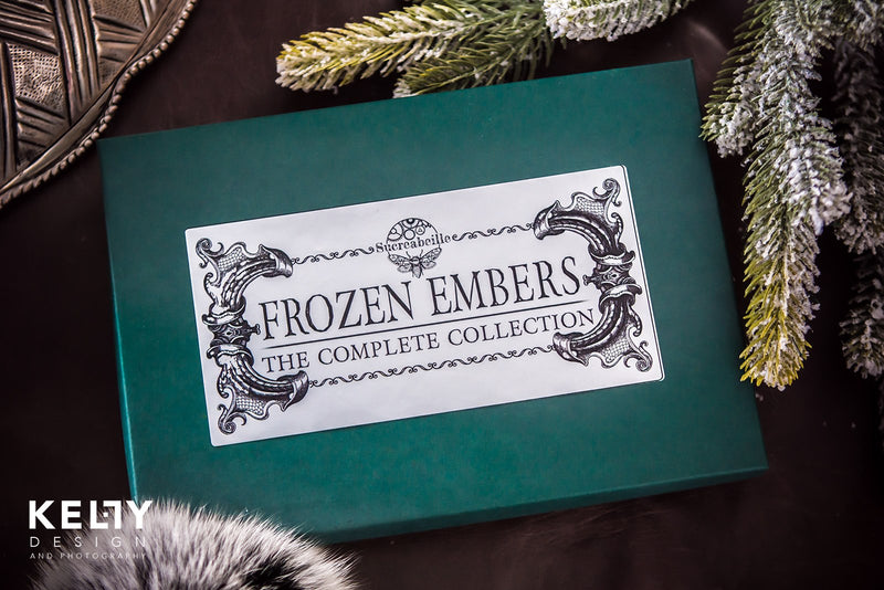 Frozen Embers Complete Collection gift box