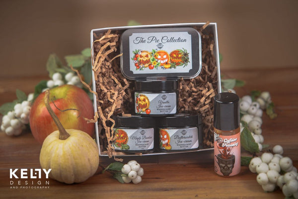 Fall Pie Collection Box