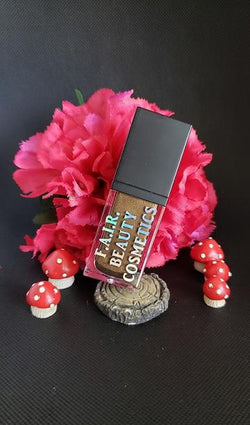 Lip Gloss in Xibalba from F.A.I.R. Beauty Cosmetics
