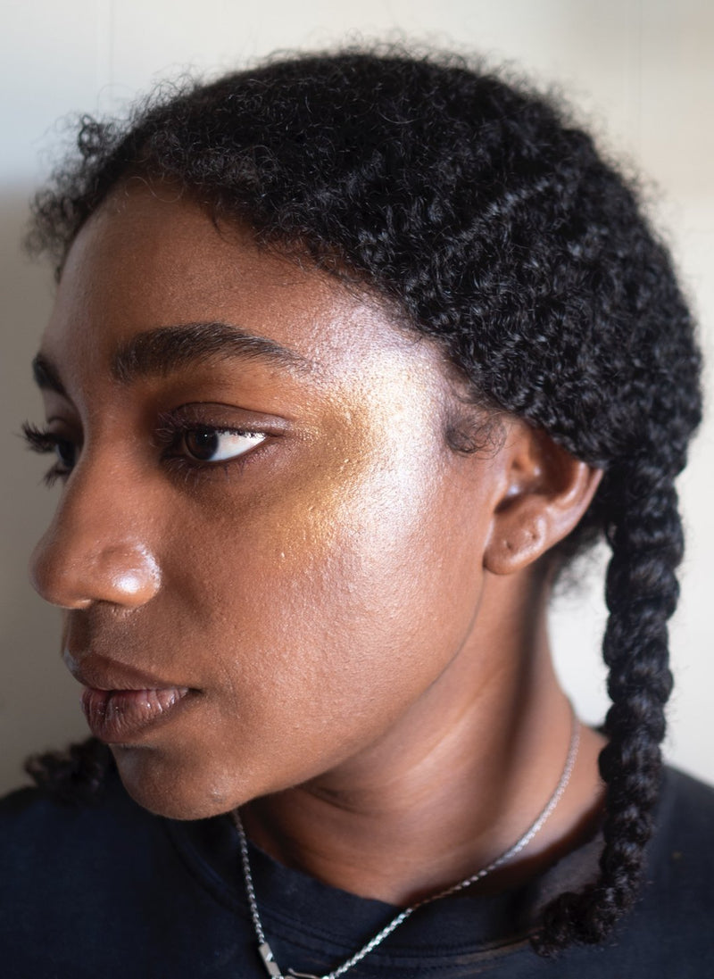 Glow highlighter by Fat and the Moon