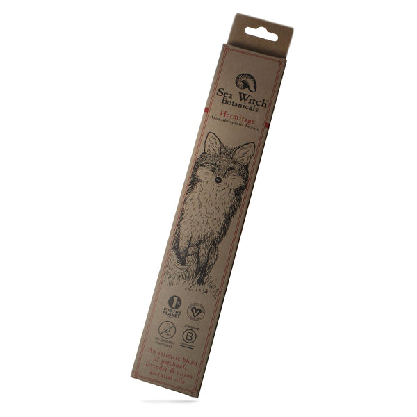 Hermitage pack of 25 incense from Sea Witch Botanicals