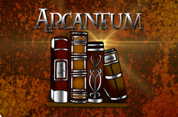 Arcaneum incense from Sucreabeille