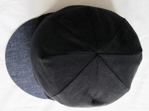 That Denim Easy-fit Cycling Cap