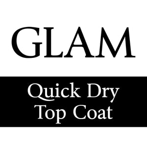 Glam Quick Dry Topcoat