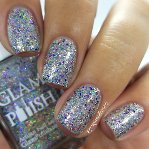 I Glitterally Don't Give A #$%? - Limited Edition