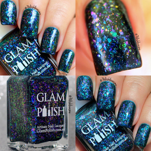 She's Basically A Wizard - Glam Polish Fans Facebook Group Exclusive