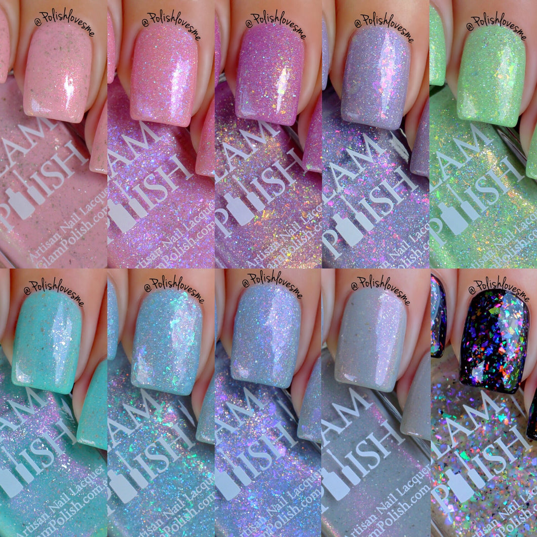 Princess Shimmers Collection - Limited Edition