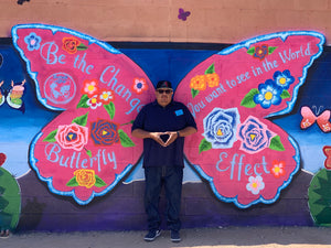 THE BUTTERFLY EFFECT MURAL PROJECT