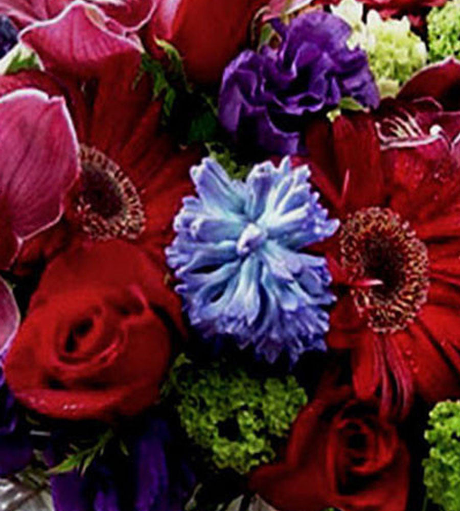 Jewel Tone - Designer's Choice Arrangement