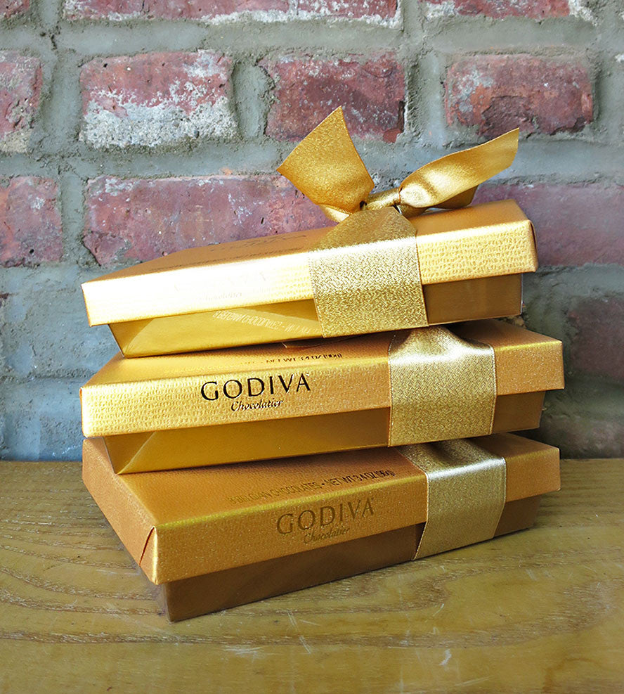 Godiva Box Chocolates (8pcs)