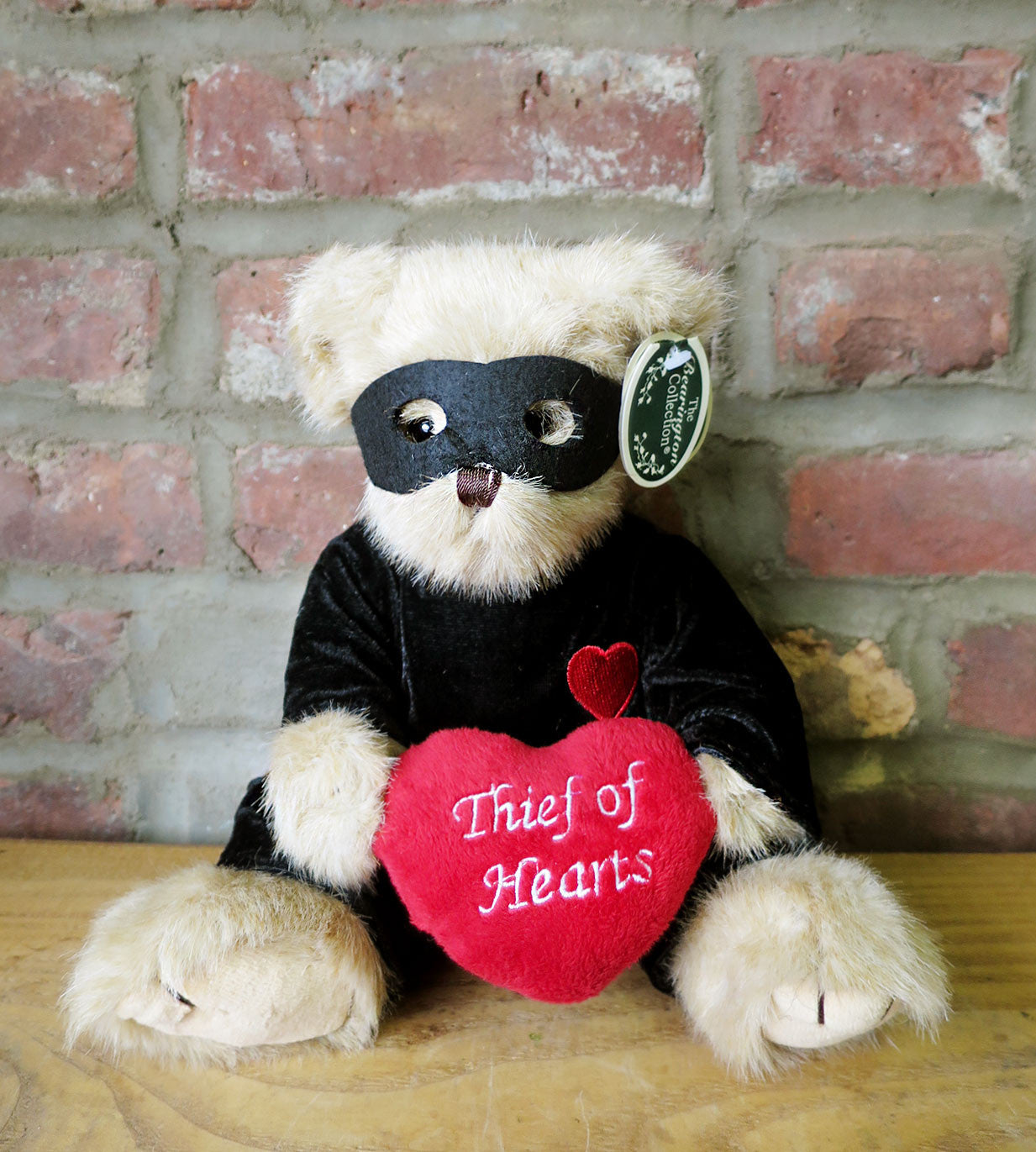 Thief of Hearts Teddy Bear