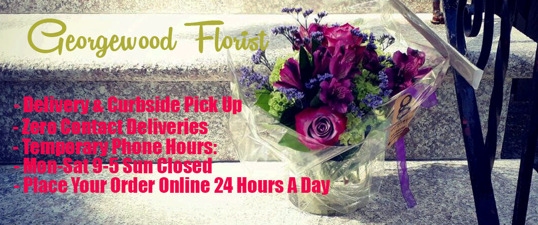 Georgewood Florist Call or Order Online