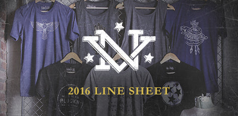 Nashvillain 2016 Line Sheet