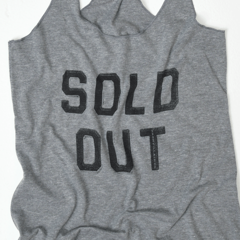 Sold Out Tank