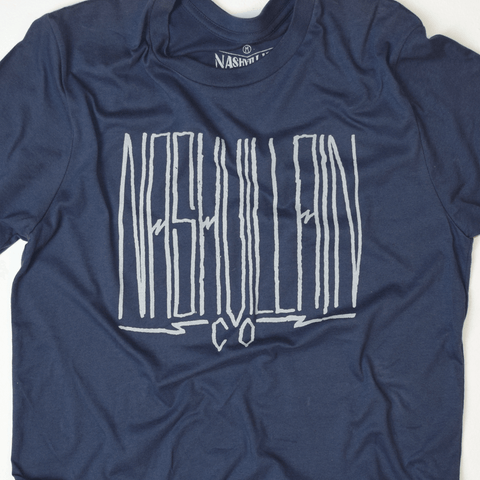 Nashvillain Tall Boy Tee