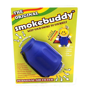 Smoke Buddy Original - Blue - CLNG - budders-cannabis - Budders Cannabis