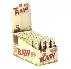 Raw Organic Cone 1.25 - Box of 32 Packs - Papers - budders-cannabis - Budders Cannabis