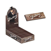 Load image into Gallery viewer, Smoking Brown Rolling Papers 1.25 - Box of 25 Packs - Papers - budders-cannabis - Budders Cannabis