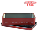 Elements Tin Box Red